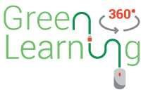 Green Learning 360 Logo